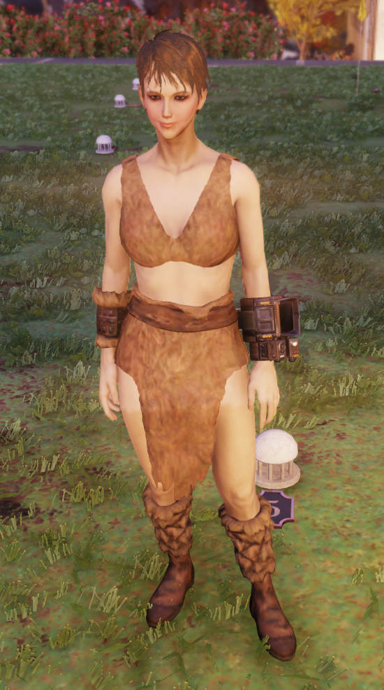 8dc94d19b62 Wildman rags (Fallout 76)