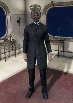 Lorenzos suit