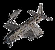 Myśliwiec złożony