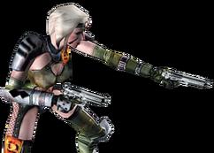 Raider Lieutenant FOBOS