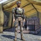 Atx skin armorskin combat camo c1