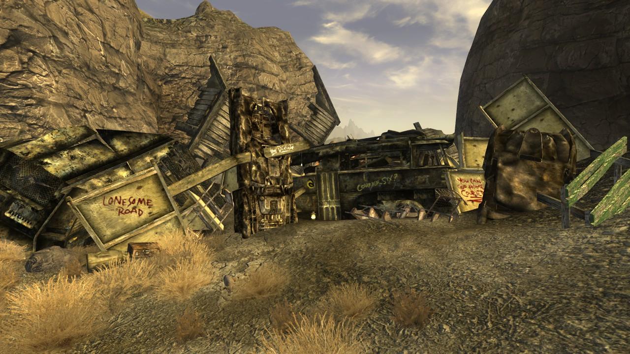 Canyon wreckage | Fallout Wiki | FANDOM powered by Wikia