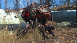FO4FH Bloodrage mirelurk