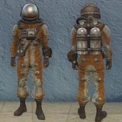 FO4 захисний комплект