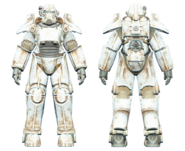 FO4 T-45 power armor winterized