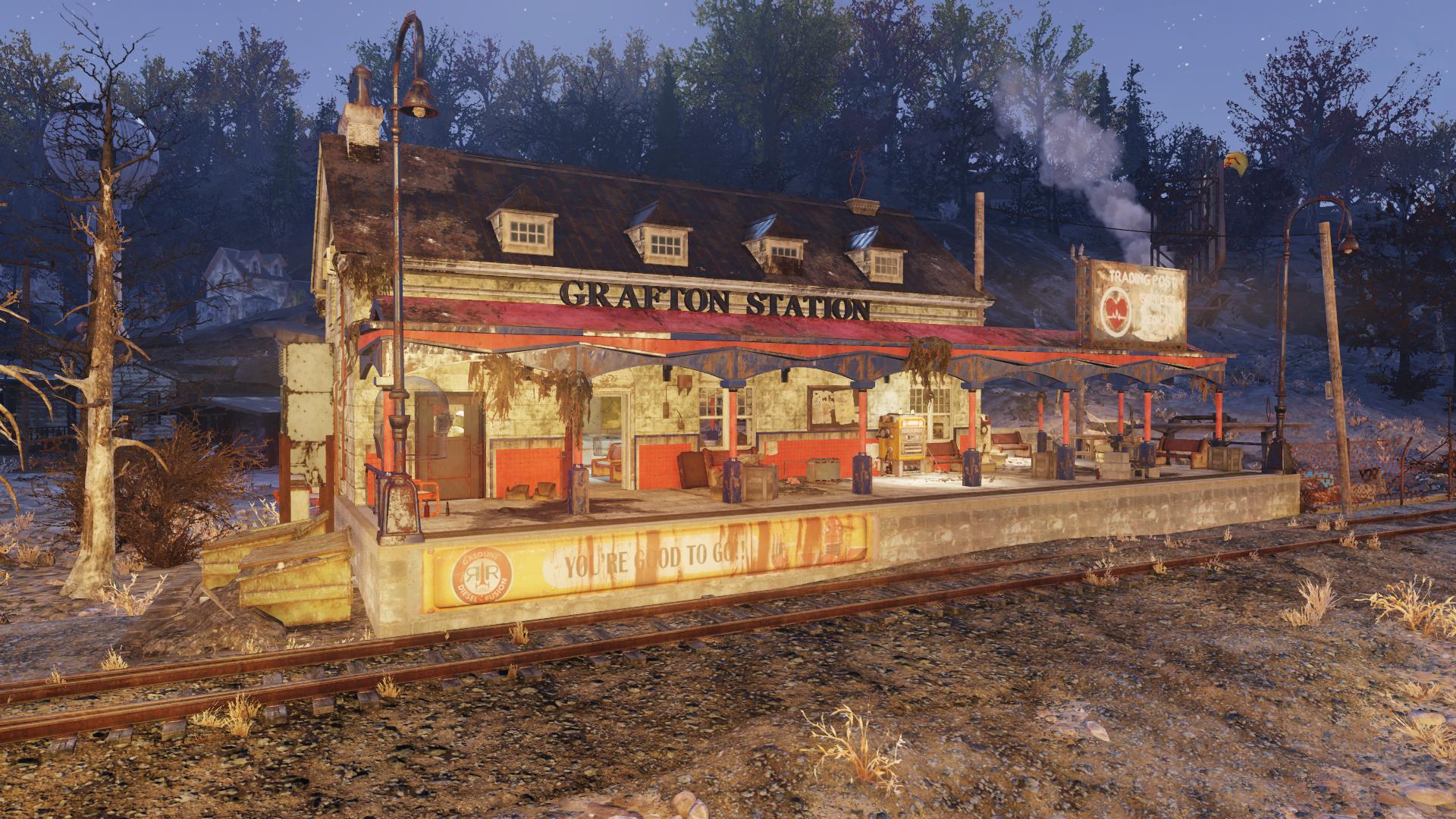 FO76 Grafton Station