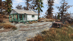 FO76 Investigators cabin
