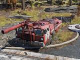 Пожарный автомобиль (Fallout 76)