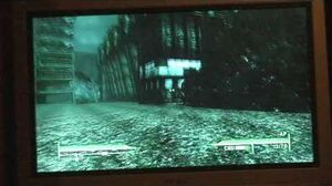 Fallout 3 Helicopter Ride-Out of Map GLITCH