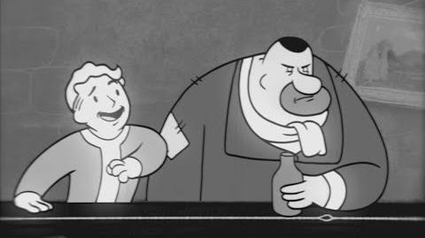 Fallout 4 – серия видеороликов о SPECIAL - Харизма