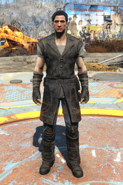 Fo4CC DJ outfit male
