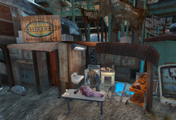 Fo4 Choice Chops Diamond City Market