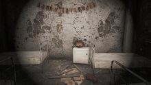 Hamper Parsons State Insane Asylum