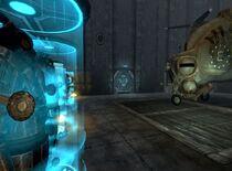 Remnants bunker Armor