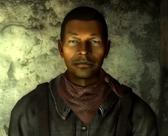 Saint James de Fallout New Vegas
