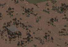 Trapping grounds