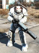 X-01 Institute Red Tactical