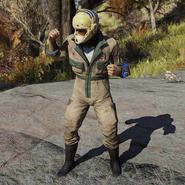 Atx apparel outfit jumpsuit ranger c1