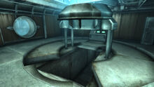 FO3 Vault 101 Overseer's desktop lifted