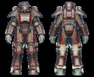 FO4CC T-45 power armor outcast