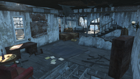 FO4 Croup Manor Second Floor
