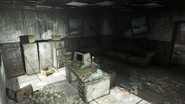 FO4 Fraternal Post 115 Interior4