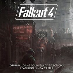 FO4 Original Game Soundtrack selections featuring Lynda Carter
