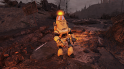 FO76 RE Conflicted Robot