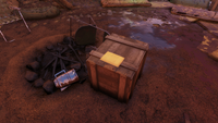 FO76 Spruce Knob Lake (Taggerdy's journal - OCT 21 2077)