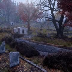 The Kanawha Church Cemetery