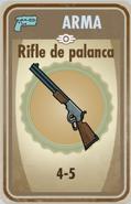 FOS Rifle de palanca carta