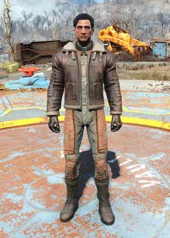 Fo4Bomber Jacket
