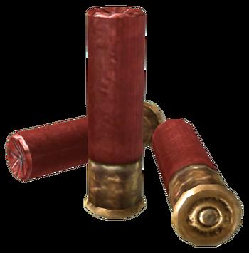 12 Gauge Shotgun Shell Fallout New Vegas Fallout Wiki