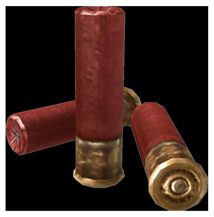 12 Gauge Shotgun Shell Fallout New Vegas Fallout Wiki Fandom