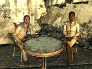 FO3Tenpenny residents on a walk