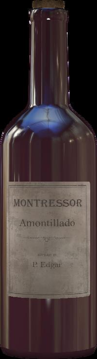 FO4 Wine Amontillado