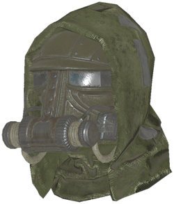 FO76 Assault gas mask
