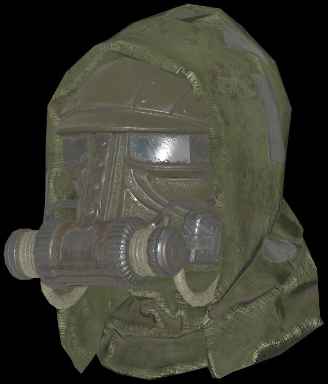 73cfc668198 Assault gas mask (Fallout 76)