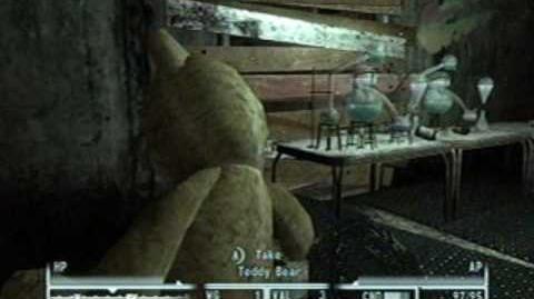 Fallout 3 How to get the Giant Legendary Teddy Bear from SatCom Array NN 03d on Xbox360