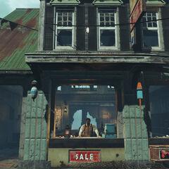 Магазин Брукса