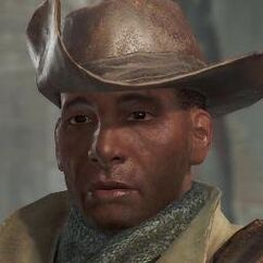 Preston Garvey Portrait