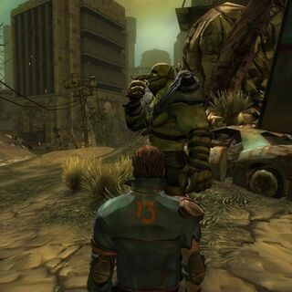 Fallout网络版截图