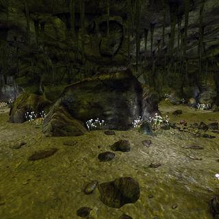 Південна частина печери