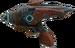 Alien blaster pistol