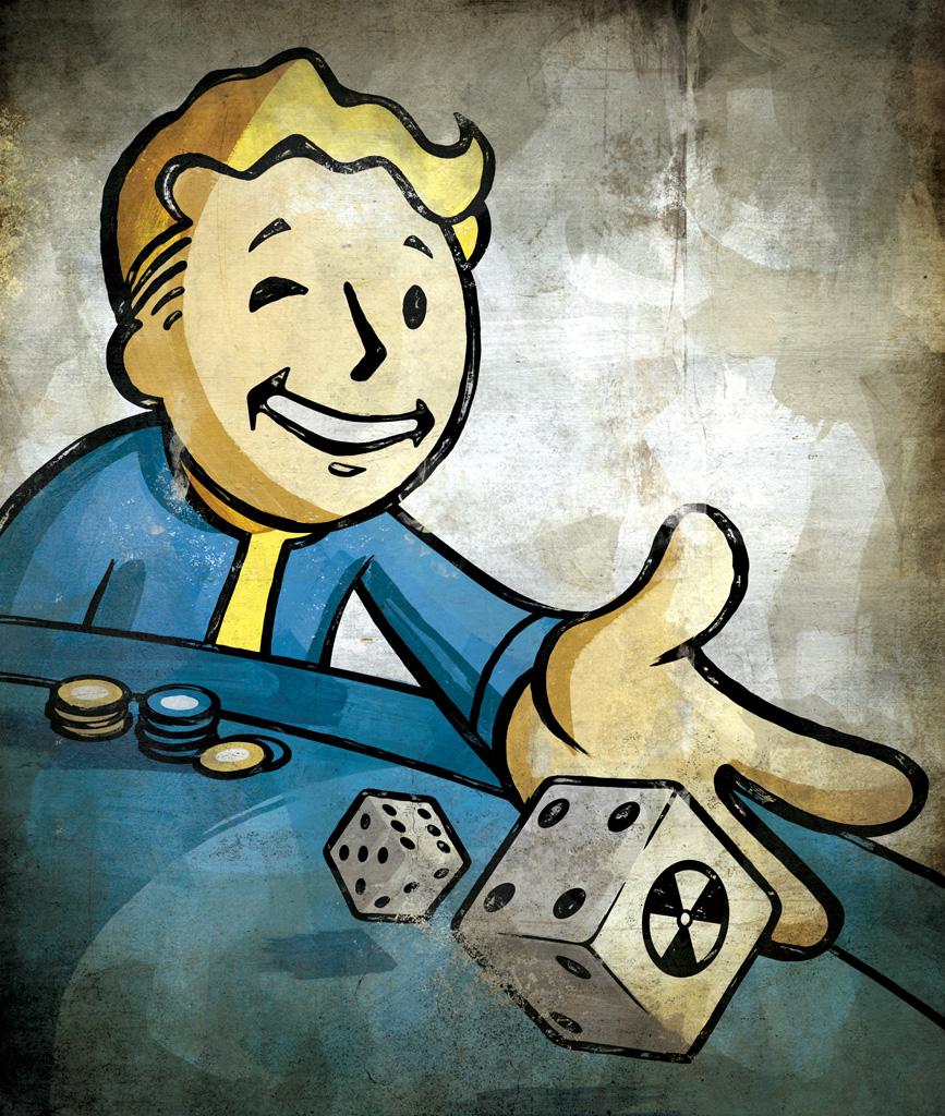 image art vault boy gambler jpg fallout wiki fandom powered by