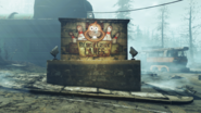FO4FH Advertising pylon Beaver Creek Lanes