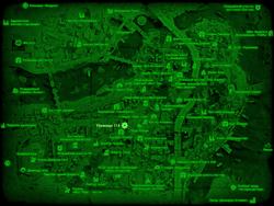FO4 Убежище 114 (карта мира)