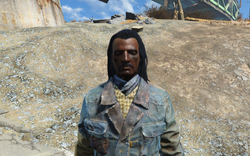 FO4 Fred O'Connell