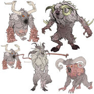FO76 Chris Ortega concept (The SheepSquatch Monster) (7)