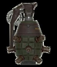 FO76 Fragmentation grenade MIRV